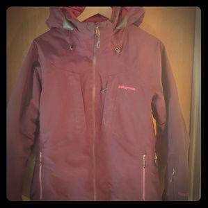 Patagonia women's ski jacket size medium